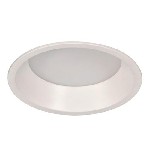 Downlight LED redondo empotrable Blanco