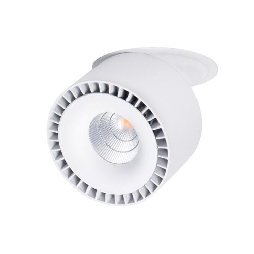Foco LED 30W empotrable en aleación de aluminio